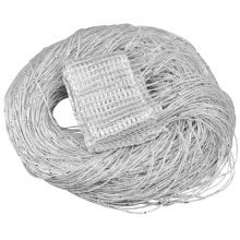 Trixes Dew Drop White Silver String Curtain