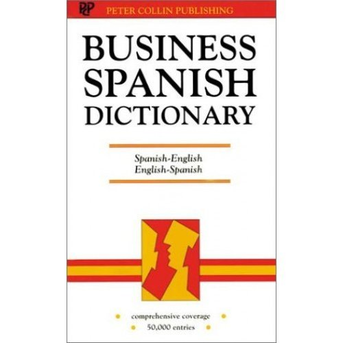 Business Spanish Dictionary