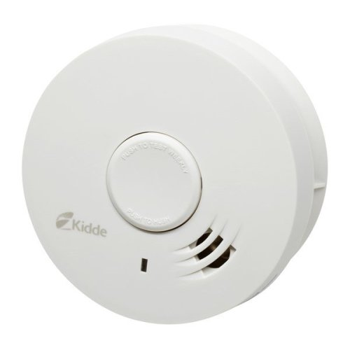 Kidde 10Y29 Smoke Alarm - Optical Photoelectric 10 Year (Life and Warranty) Sealed Battery