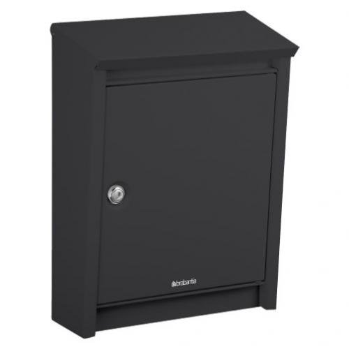 Brabantia B110 Post Box - Black