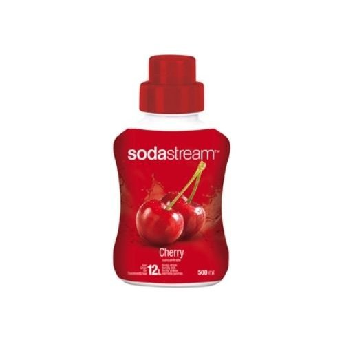 Sodastream Concentrate Syrup 500ml. Cherry