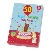 50 Great Birthday Party Games