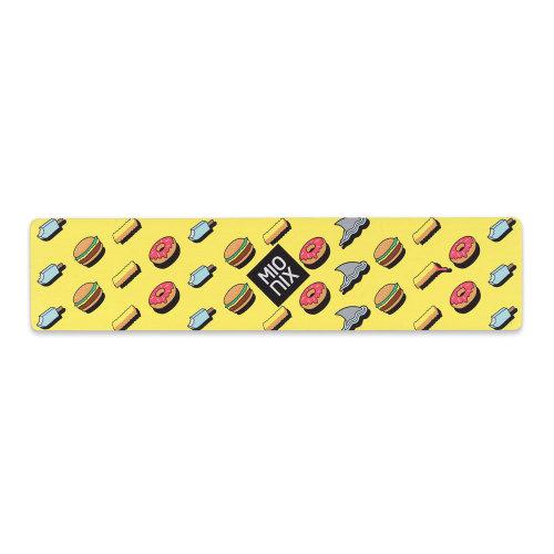 Mionix Long Pad Wristrest French Fries Yellow MNX-05-27006-G MNX-05-27006-G