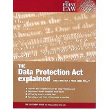 The 1998 Data Protection Act Explained (Point of Law)