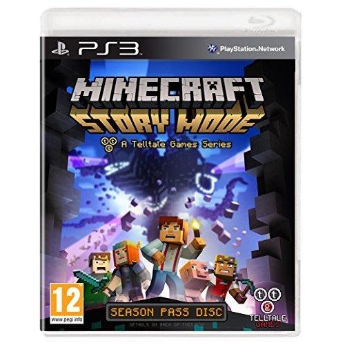 Minecraft: Story Mode - A Telltale Game Series - Season Disc (PS3)