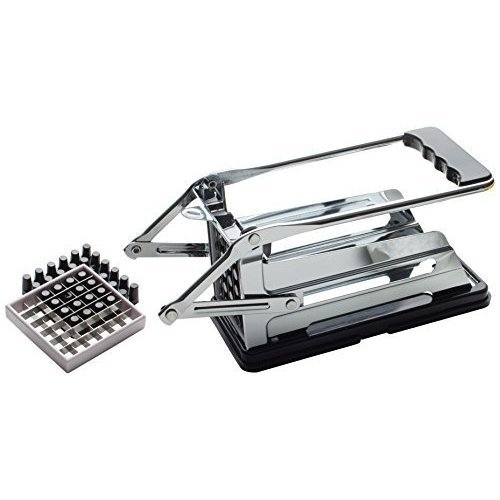 Tala Potato Chipper With 2 Blades For Making Chips And French Fries - Cutter -  potato french chipper blades cutter fry chips tala chrome stainless