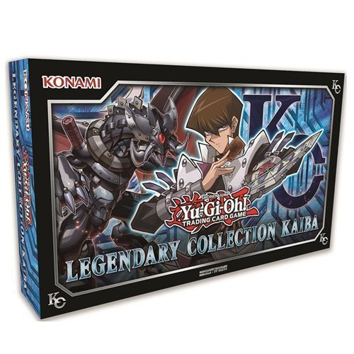 Yu-Gi-Oh! KONLCK Legendary Collection Kaiba Set
