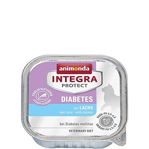 Animonda Integra Protect Diabetes, wet diet cat food for diabetes mellitus