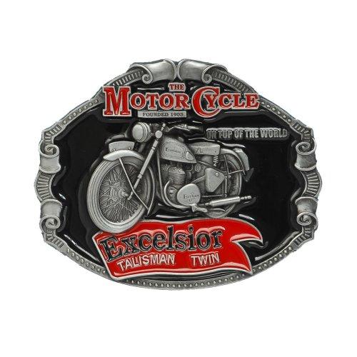 EXCELSIOR Officially Licensed Belt Buckle