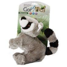 Gor Pets Dog Toy, Wild Raccoon 20cm