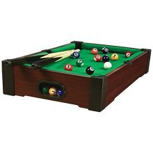Westminster Tabletop Billiards Action Game