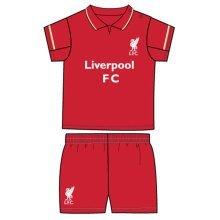 Liverpool Shirt & Shorts Set - 12/18 Months