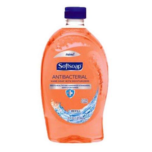 Softsoap 26971 Antibacterial Hand Soap Refill - 32 oz.
