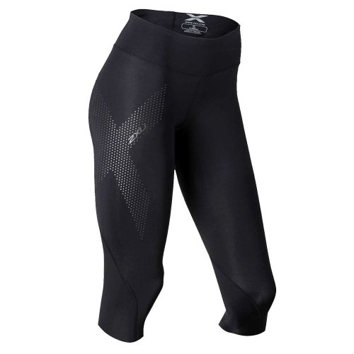 2XU Mid-Rise Compression 3/4 Tights   Womens