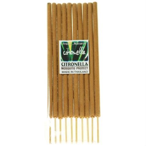 Incognito Citronella Incense Sticks 13g X 10