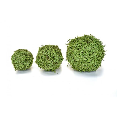 Artificial Topiary Moss/Twig Ball