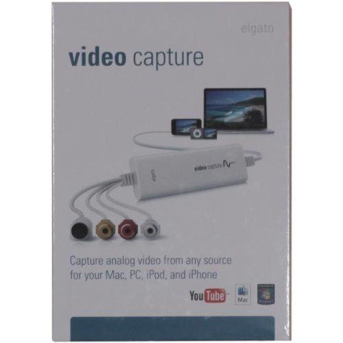 Elgato PCMaciPhone Video Capture Capture analog video White