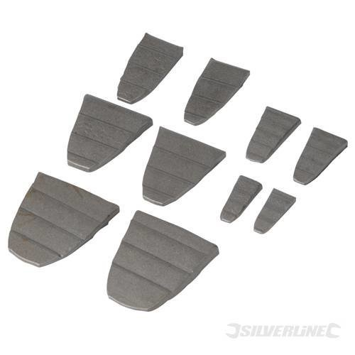10 Piece Silverline Hammer Wedge -  hammer set 10pce wedge silverline 273200 wedges replacement handle