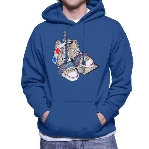 Doctor Who 10th Doctor Stuff Decem Men's Hooded Sweatshirt