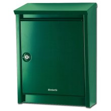 Brabantia B110 Post Box - Green