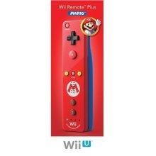 Nintendo Wii Remote Plus Mario - Red