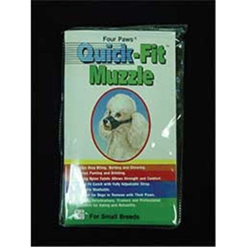 Four Paws Products Quick Fit Muzzle Size 1 - 59010