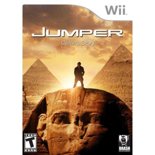 Jumper Griffins Story Nintendo Wii Game