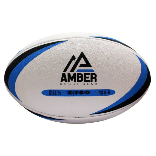 Amber Sporting Goods  X- Pro Match Training league Rugby Ball Size 5