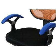 Armrest Pads Comfy Office Chair Armrest Cover for Elbows [Blue]