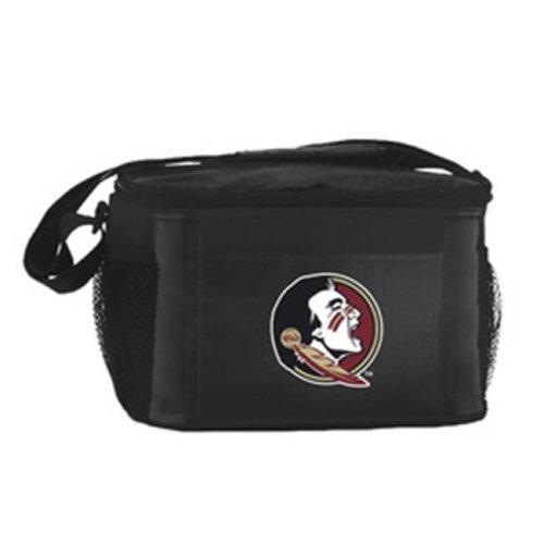 Florida State Seminoles Kolder Kooler Bag - 6pk - Black