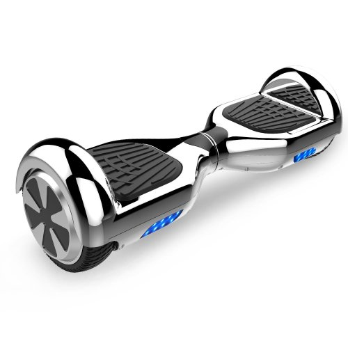 Right Choice Chrome Hoverboard JD1 LG Battery 350W Motor Self Balance Electric Scooter