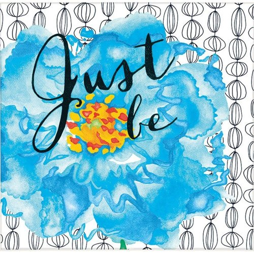 "Dpw91627 - Paintsworks Learn to Paint 9"" X 12""- Just Be"