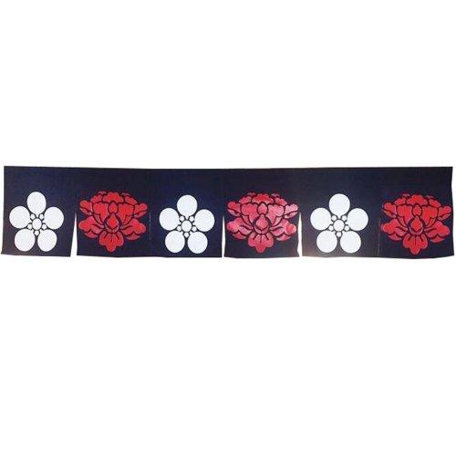 Wine Housewares Korean Hanging Curtains Japanese Curtains for Sushi Bar