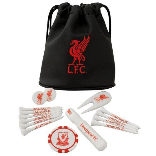 Liverpool FC Tote Bag Golf Gift Set