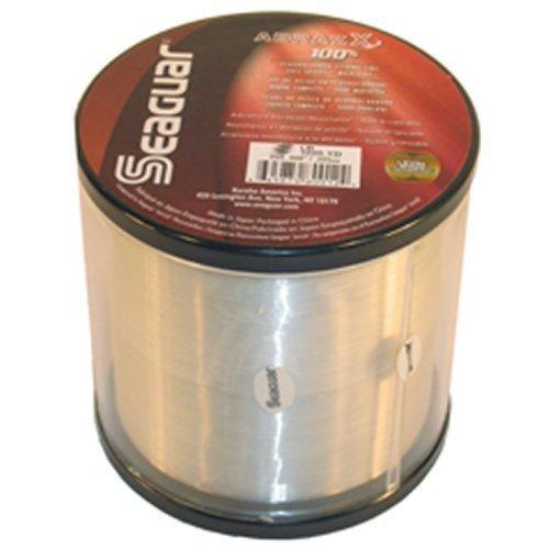 Seaguar Abrazx 100% Fluorocarbon 1000 Yard Fishing Line (15-Pound)