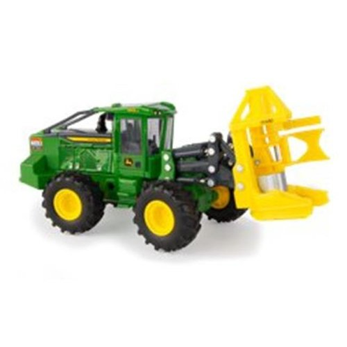 ERTL ERT45678 John Deere 843L-II Wheeled Feller Buncher