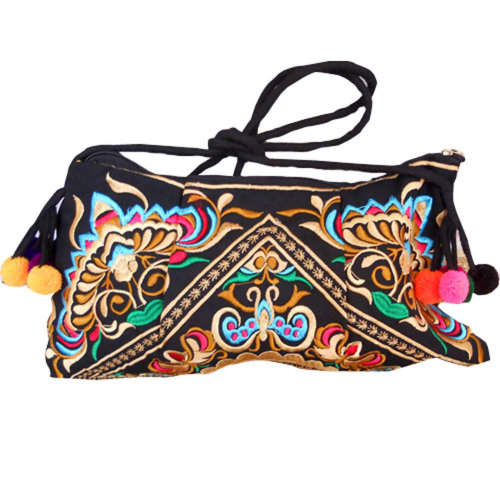 Unique Style Needlecrafts Handmade Embroidery, Shoulder bag & Hand bag (K)