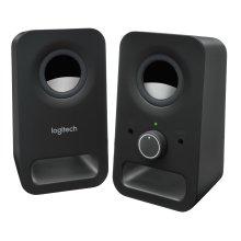 Logitech Z150 Stereo 3W Black