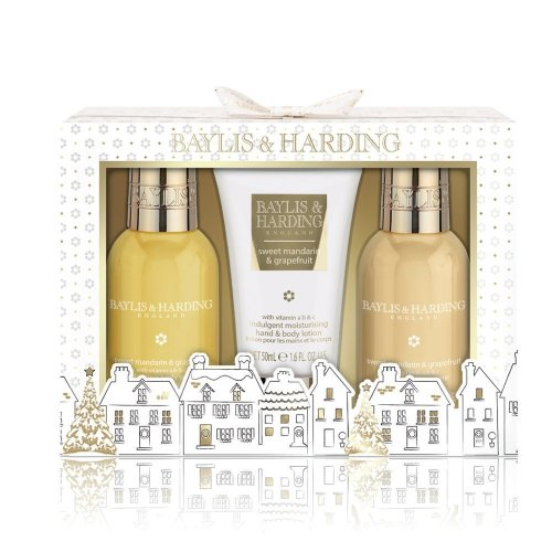 Baylis & Harding Trio of Treats, Sweet Mandarin and Grapefruit