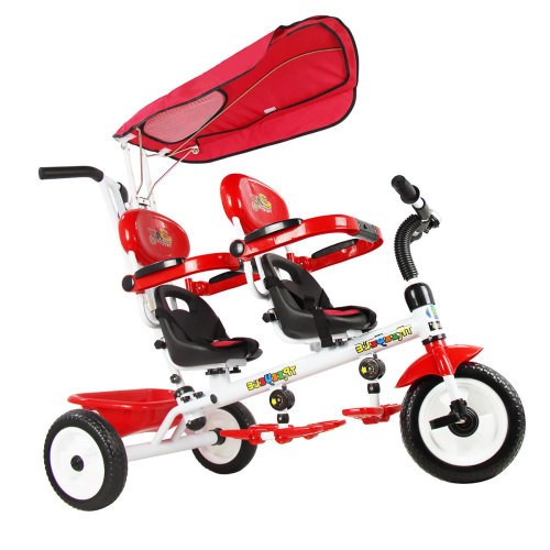 4 In 1 Kids Child Trike Tricycle 3 Wheel