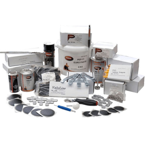 Tyre Consumables Package