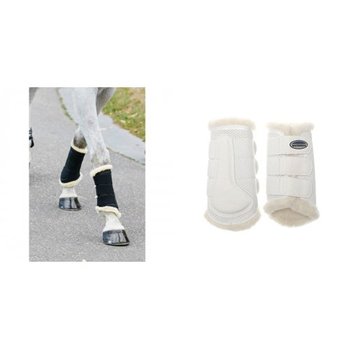 Weatherbeeta Pure Wool Lined Exercise Boots