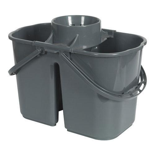 Sealey BM07 15ltr Mop Bucket - 2 Compartment