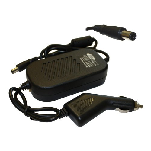 HP Envy 17-3010eo Compatible Laptop Power DC Adapter Car Charger