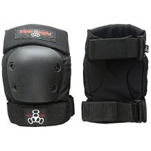 Triple 8 EP 55 Elbow Pads (Black, Junior)