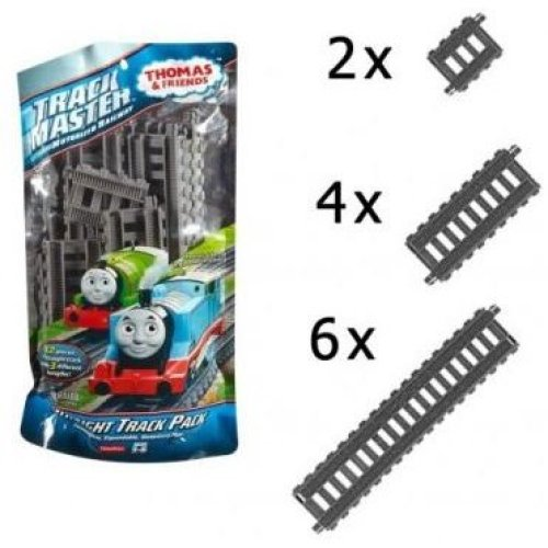 Trackmaster NEW Straight Track Pack