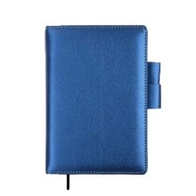 Blue Notebook Portable Planner Mini Pocket Portable Schedule Personal Organizer