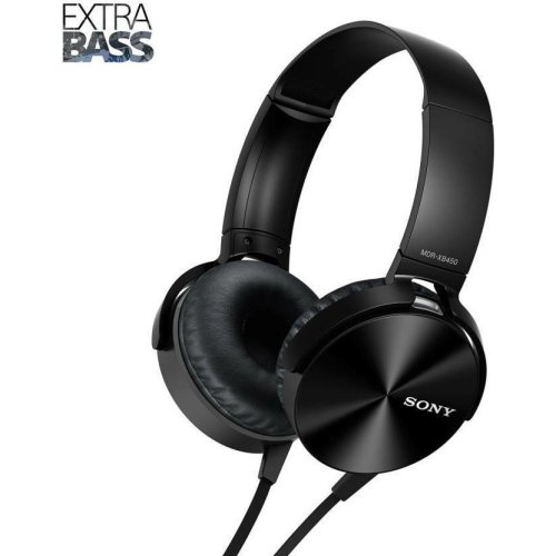SONY MDR-XB450AP EXTRA BASS HEADPHONES With MIC and Remote