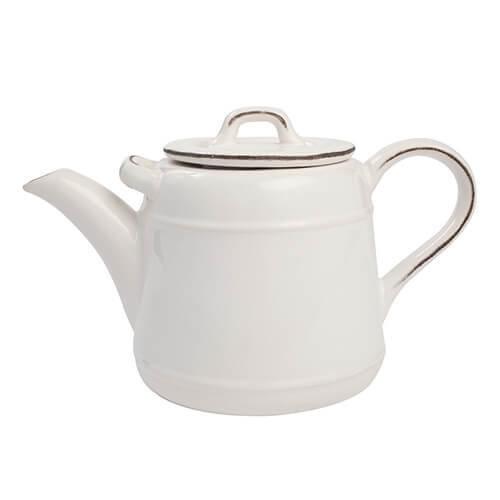 TG Pride of Place Teapot White 18084