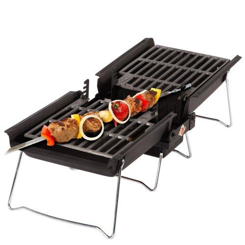 HandelsAgentur Hans G. Schmitz Son of Hibachi 110-100 Charcoal Barbecue Current Version 2010/2011 Model